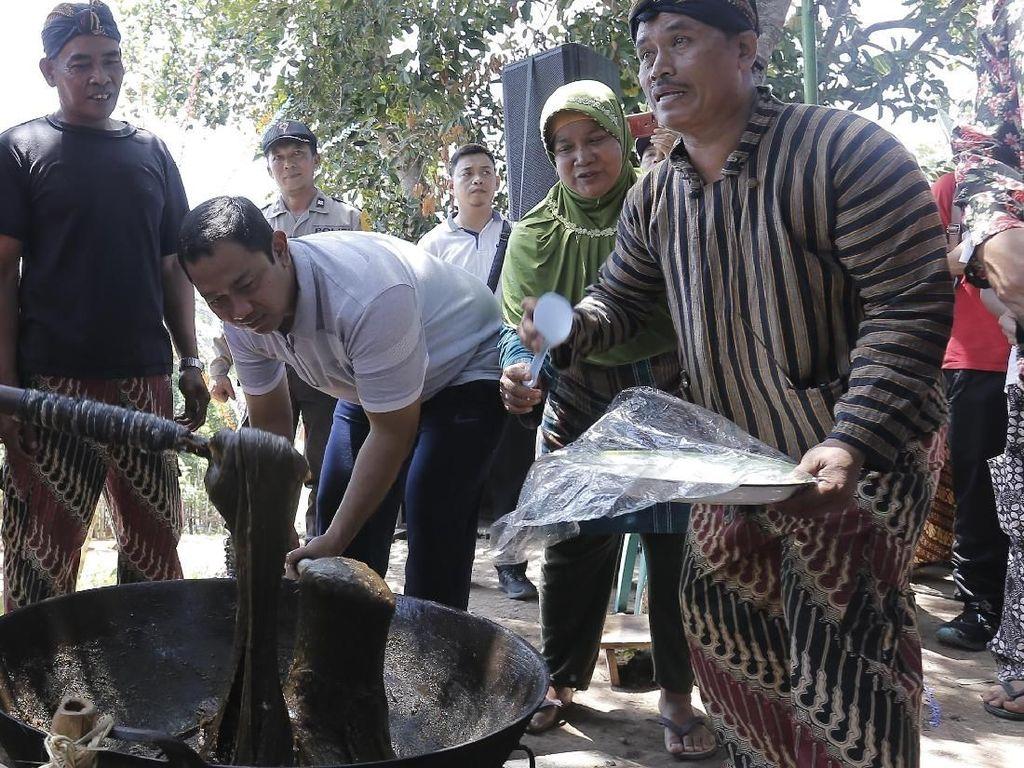 Curug Gondoriyo Jadi Destinasi Wisata Baru di Semarang