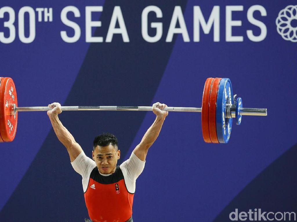 PABBSI Berpacu dengan Waktu Cari Pendamping Eko Yuli ke Olimpiade 2020