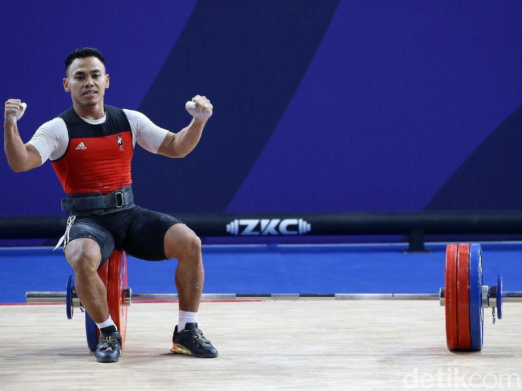 Mengulik Persiapan Lifter Eko Yuli Irawan Menuju Olimpiade ke-4