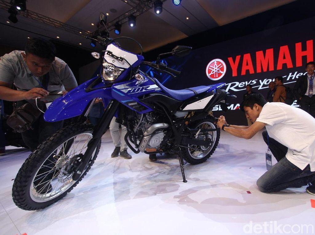 Kehadiran Trail Yamaha di Mata Honda