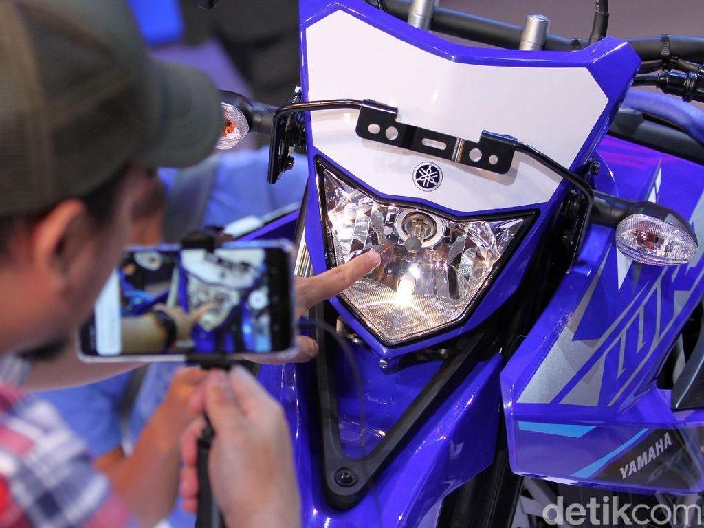 Kenalin Nih! Motor Trail Yamaha WR 155