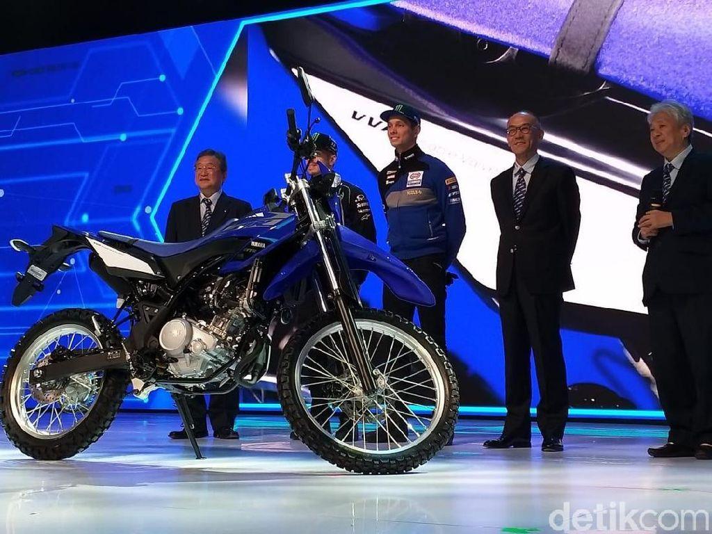 Sudah Bisa Dipesan Online, Ini Harga Motor Trail Yamaha WR 155R