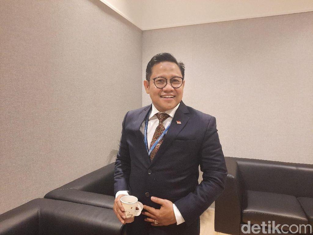 Cak Imin Ngaku Dapat Kabar Ada WNA Kena Virus Corona di Surabaya