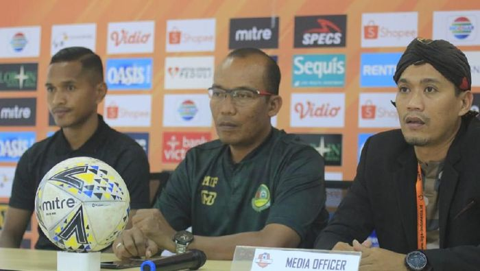 Asisten pelatih PS Tira Persikabo Mifathudin Mukson. (Foto: Media PS Tira)