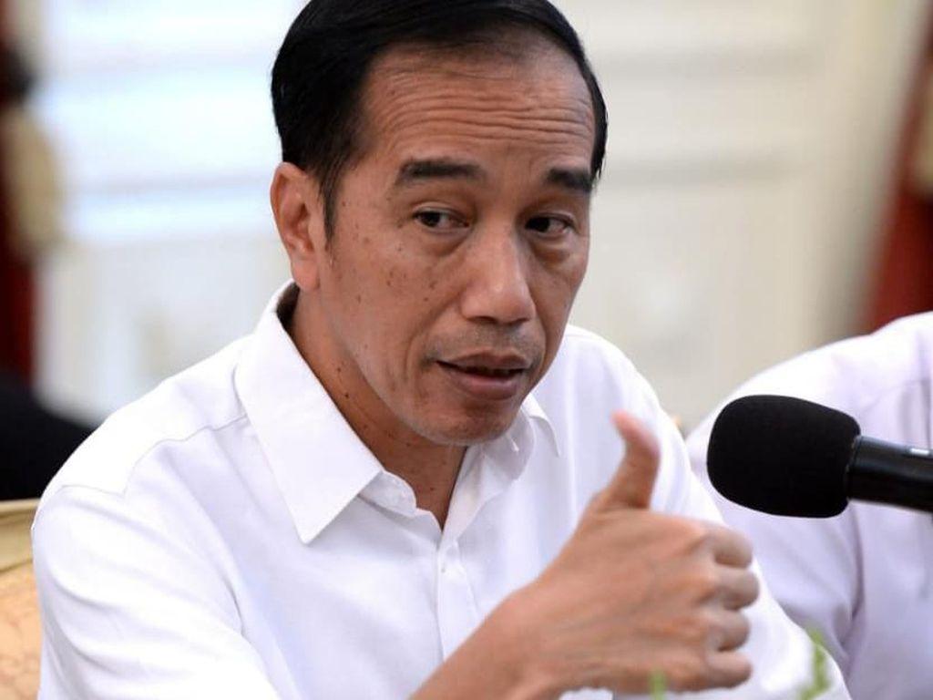 Jokowi Ditawari Obat Penggemuk Badan di Instagram: Ini Apa?