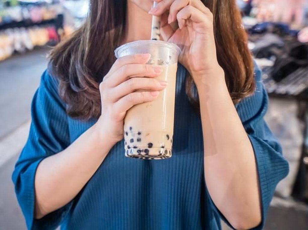 Tren Bubble Tea dan Waspada Bahayanya bagi Kesehatan