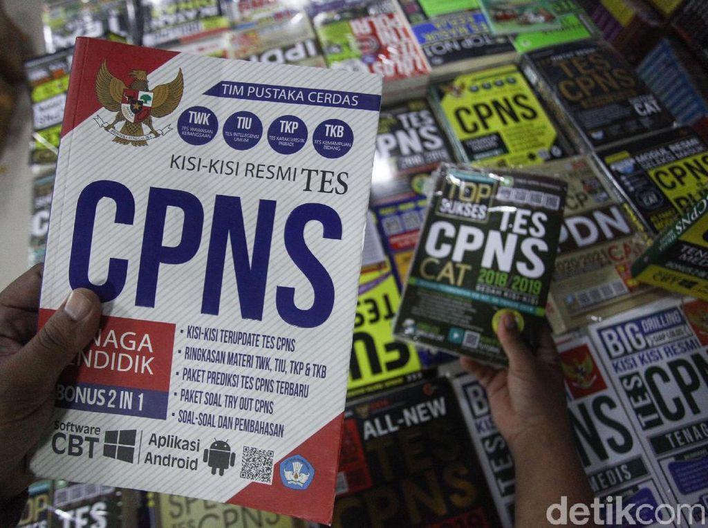 Tenang, Pendaftaran CPNS Dibuka Lagi Tahun Depan