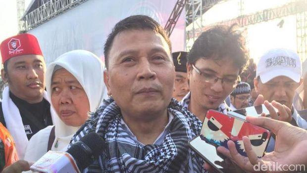 Mardani Terenyuh di Reuni 212: Jokowi-Ma'ruf pun Didoakan