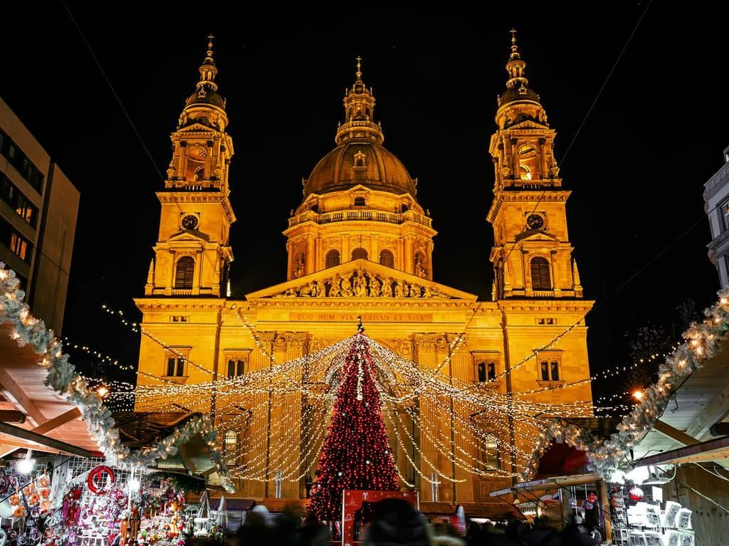 Ada Tawaran Dibayari Jalan-jalan Keliling Pasar Natal di Eropa
