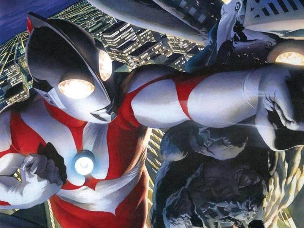 Marvel Kembangkan Cerita Ultraman Terbaru ke dalam Semestanya