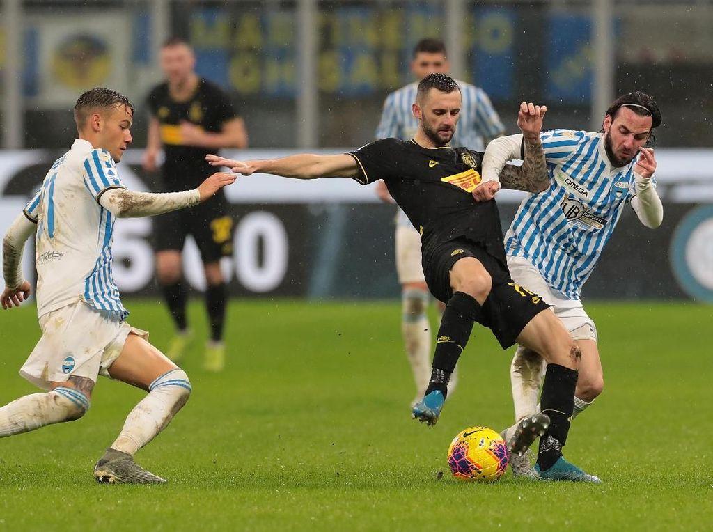 Hasil Seri Juventus Bikin Inter Makin Semangat