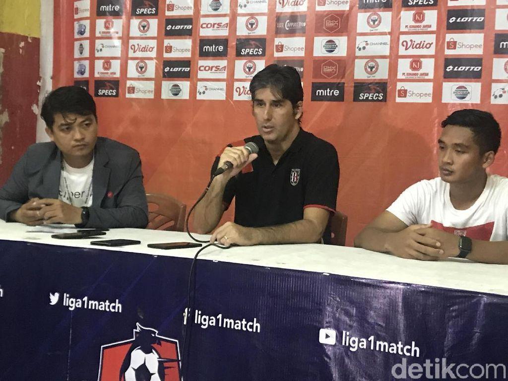 Gurau Teco Usai Bawa Bali United Juara Liga 1: Kok, Belum Ada Piala?