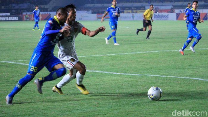 Supardi Nasir minta Bobotoh terus mendukung Persib Bandung (Wisma Putra/detikSport)