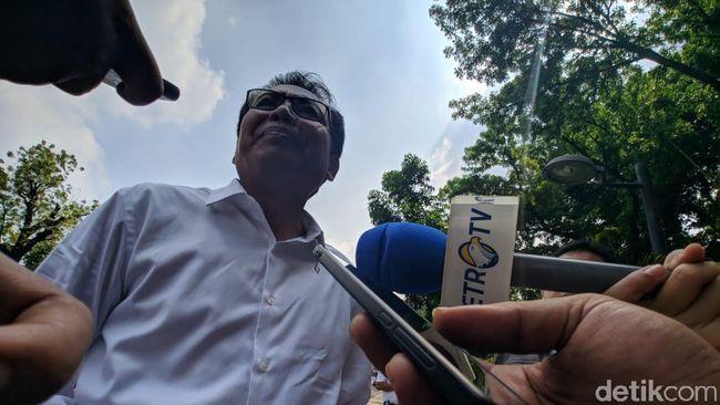 Berita Ledakan Granat di Monas, Tak Ada Peningkatan Pengamanan Istana Senin 9 Desember 2019