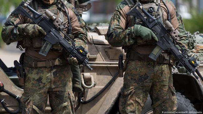 Berita Perwira Satuan Elite Jerman KSK Dicopot karena Salam Nazi Selasa 14 Juli 2020