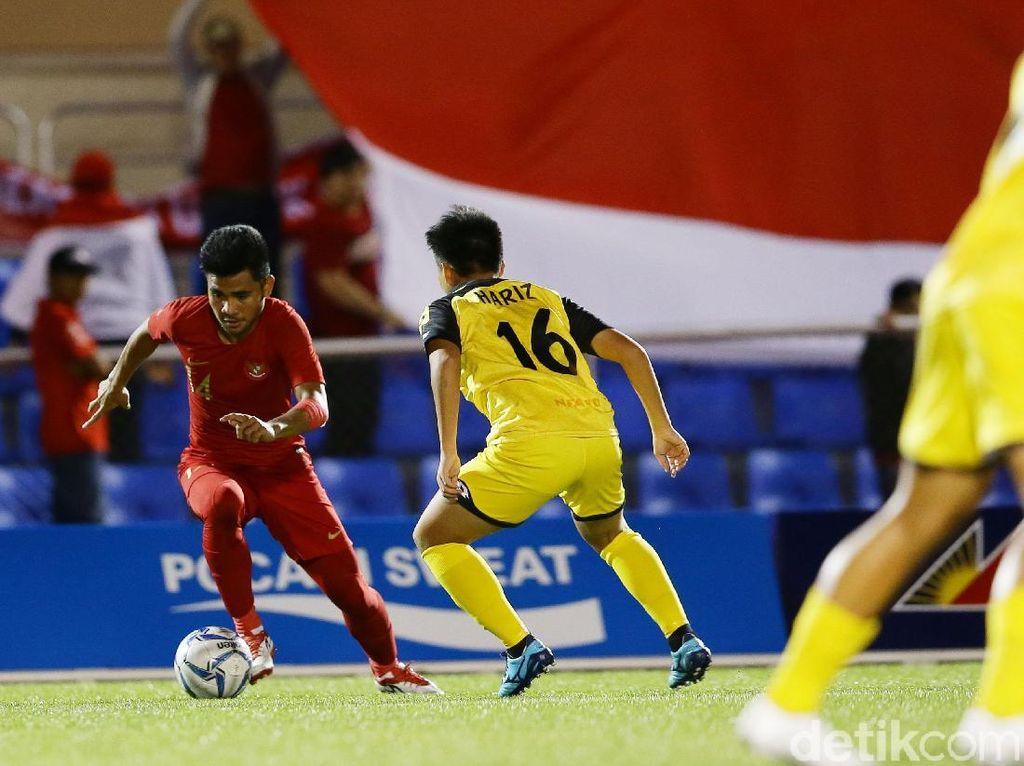 Klasemen Grup B Sepakbola SEA Games 2019: Indonesia Geser Thailand