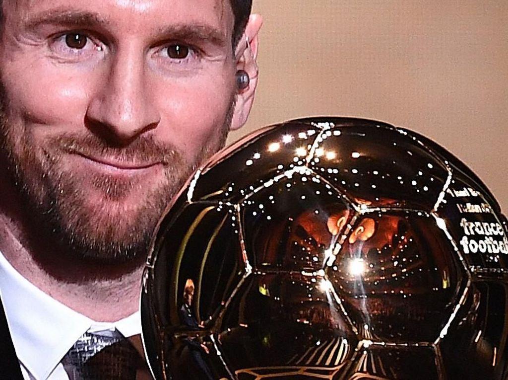 Ballon dOr 2020 Absen, Barca Bilang Begini Sambil Bawa-bawa Messi