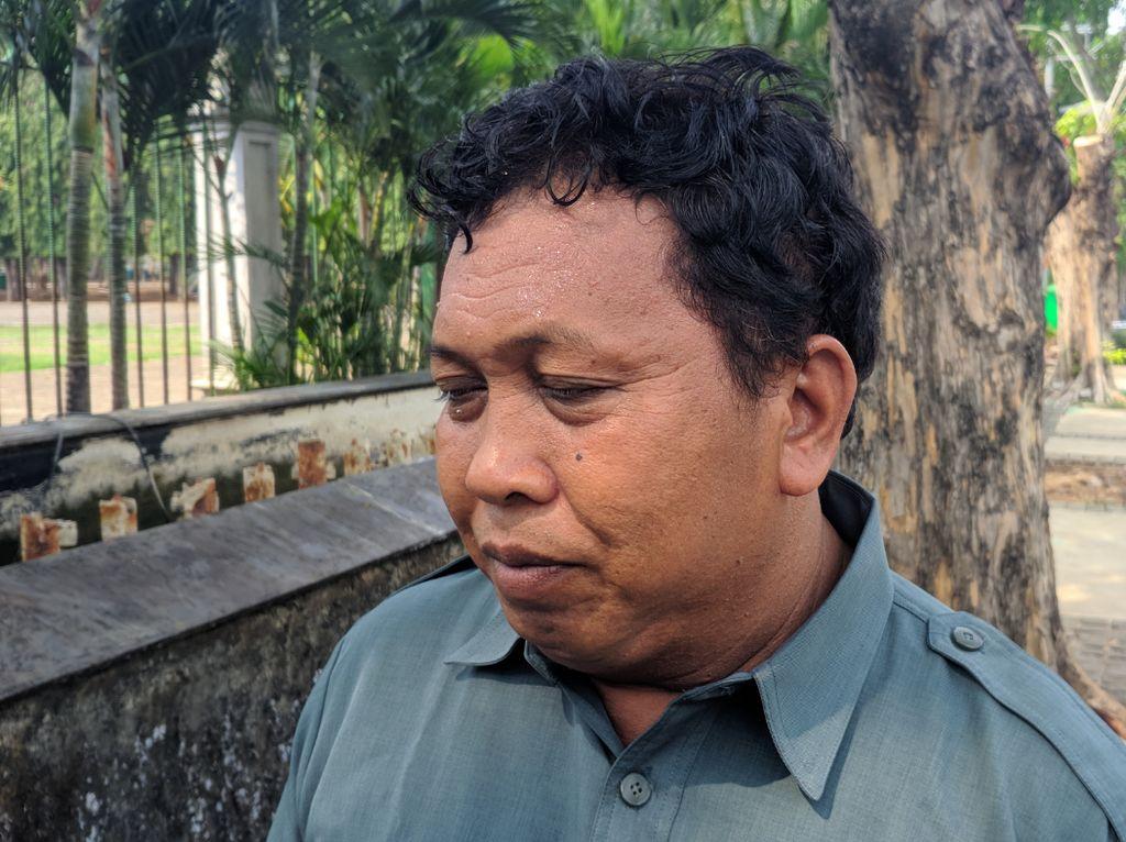 Cerita Saksi Dengar Ledakan Granat di Monas: Kayak Suara Ban Pecah