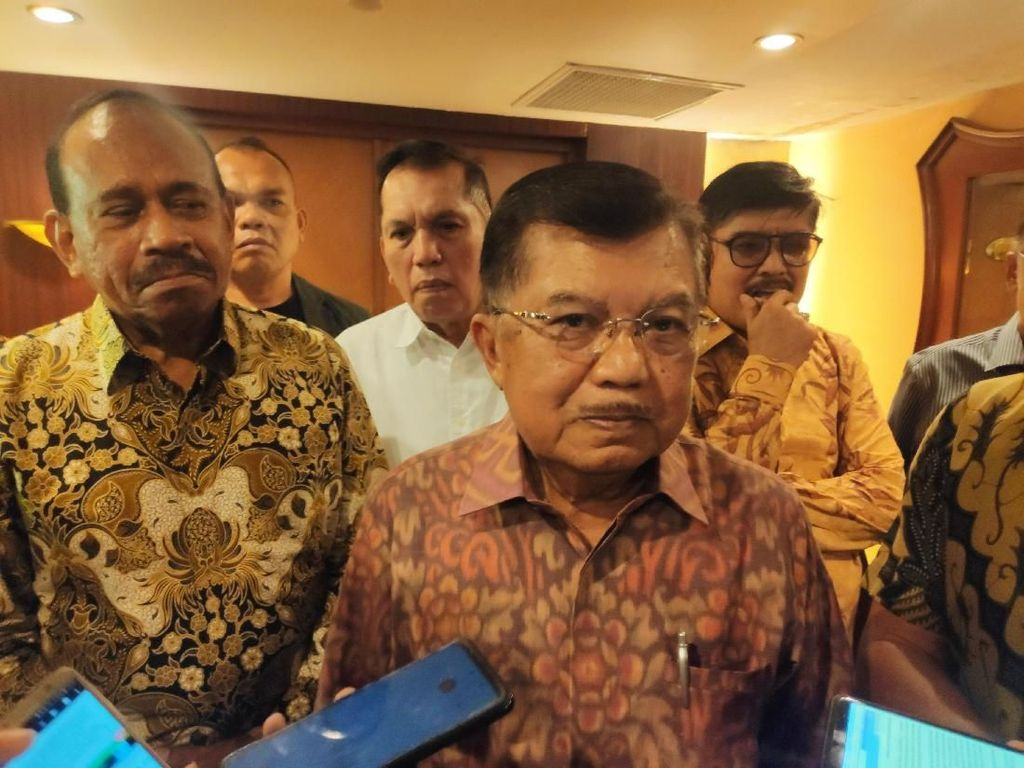 JK Cerita Ada DPP Partai Dianggap Bak Malaikat Maut, Singgung Kondisi Golkar