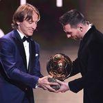Modric kepada Messi: Selamat, Kamu Pantas Dapat Ballon dOr