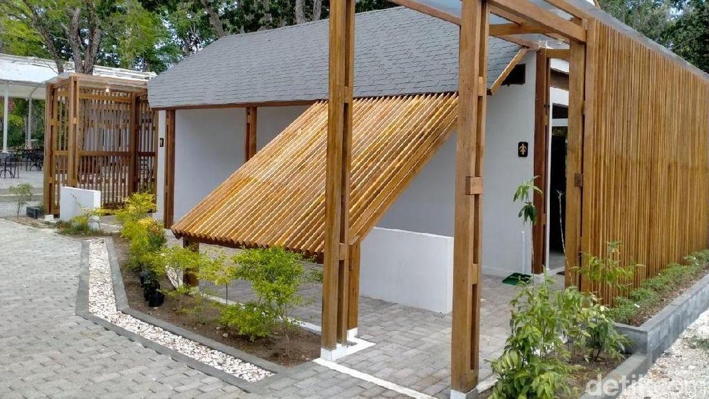 Foto: Toilet di Pulau Kecil Indonesia Ini Bikin Betah