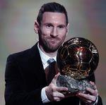 Lionel Messi Raih Ballon dOr 2019