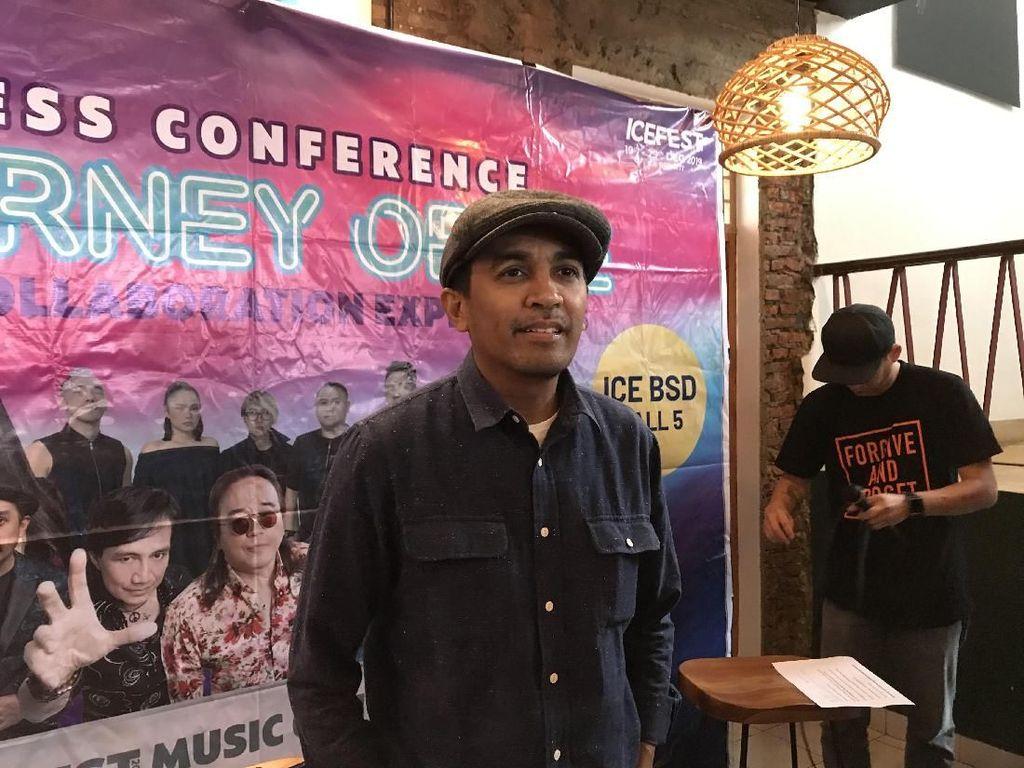 Glenn Fredly di Mata Anang: Pejuang Industri Musik Indonesia
