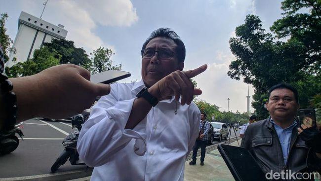 Berita Jubir Jokowi Tiba-tiba ke Lokasi Ledakan di Monas: Istana Aman Jumat 10 Juli 2020