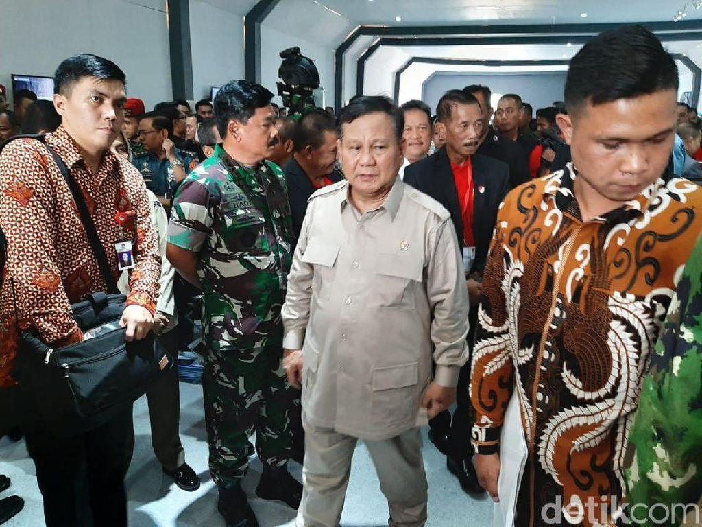 Prabowo: Alutsista RI Membanggakan, 5 Tahun Lagi Lebih Mandiri