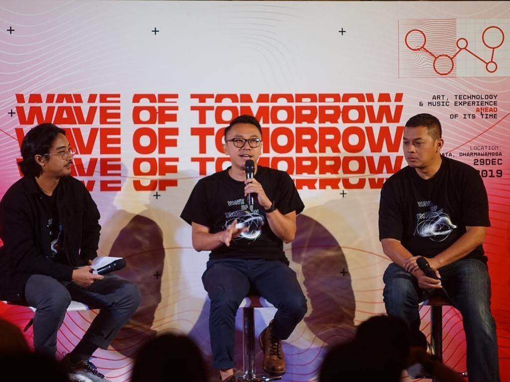 Sembilan Matahari Hadirkan Karya Terbaru di Wave of Tomorrow 2019