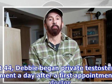 Debbie Karemer sesudah menjadi laki-laki transgender