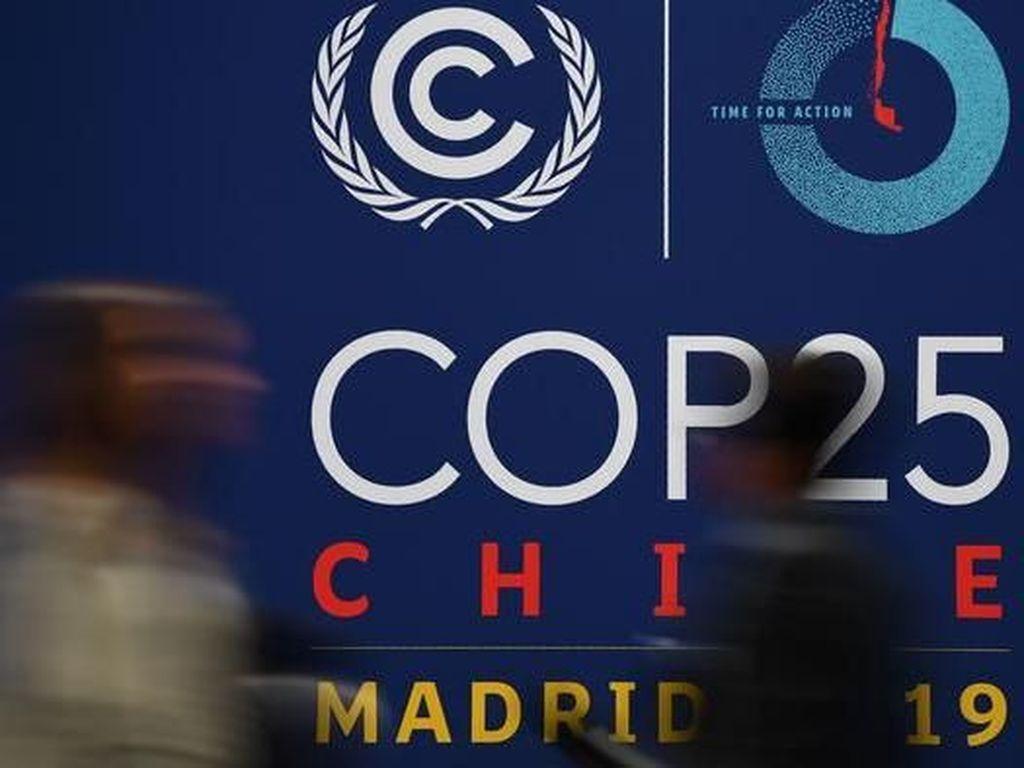 KTT Iklim di Madrid, 200 Negara Tunjukkan Komitmen dalam Revolusi Hijau