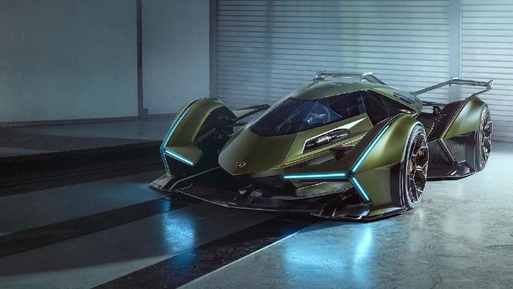 Lamborghini Hybrid Ini Bakal Keren saat Masuk Jalur Produksi