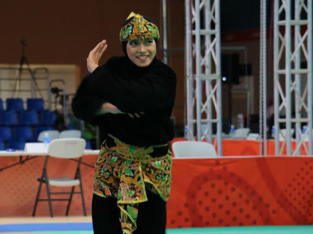 Sempat Gugup, Puspa Akhiri Paceklik Emas Pencak Silat Indonesia di SEA Games