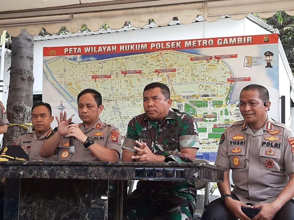 Ledakan Granat Asap di Monas Lukai 2 Prajurit TNI, Ini Identitasnya