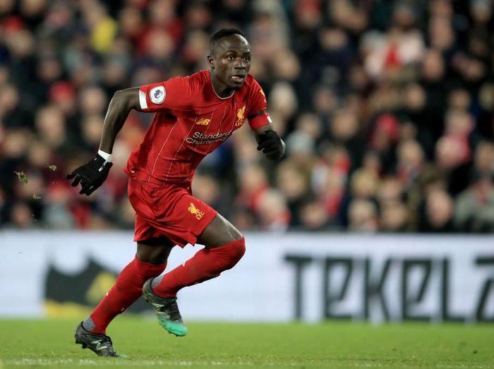 Striker Liverpool Sadio Mane. (Foto: Marc Atkins/Getty Images)