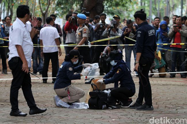 Berita Ada Ledakan di Monas, Paspampres Pastikan Pengamanan Harian Sudah Kuat Minggu 15 Desember 2019