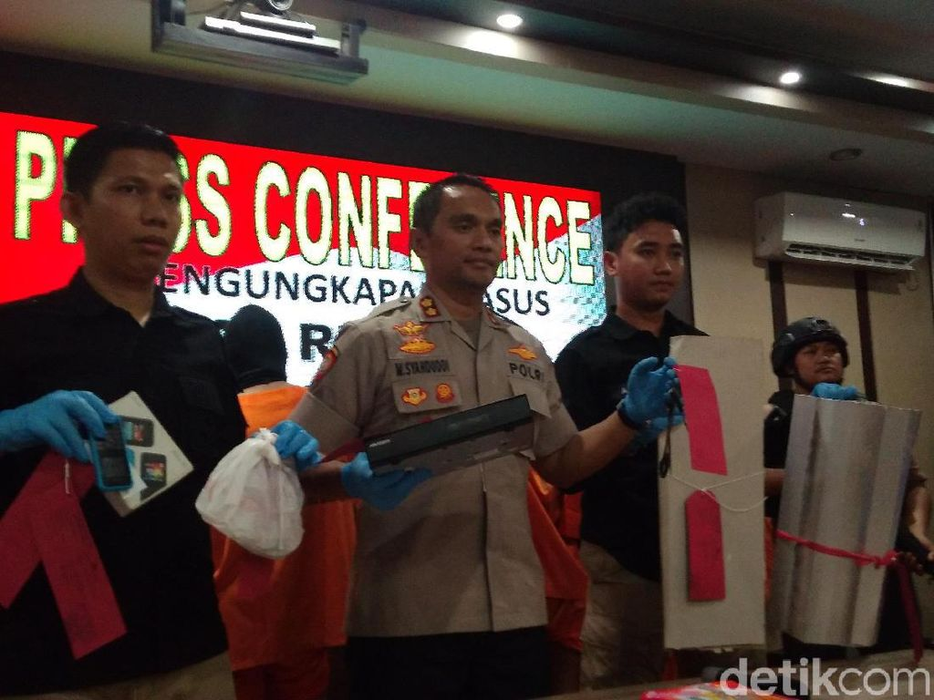 Libatkan Teknisi CCTV, Komplotan Ini Bobol Belasan Minimarket di Cirebon