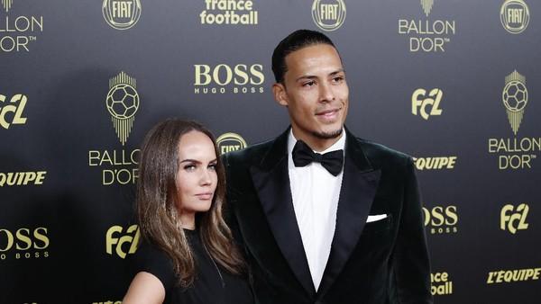 Virgil van Dijk kalah dari Lionel Messi dalam perebutan Ballon dOr 2019 (AP Photo/Francois Mori)