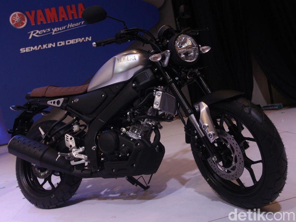Pendapat Kawasaki Soal Motor Retro Yamaha
