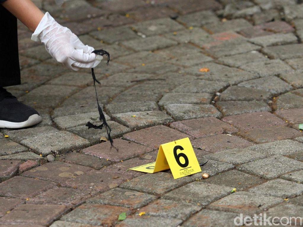 Granat Asap Meledak di Monas, Begini Dampaknya hingga Bisa Merusak Tubuh