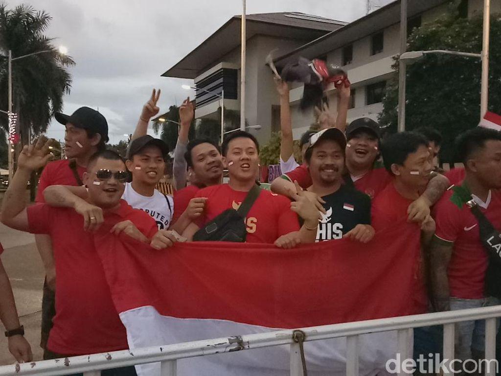Indonesia Vs Brunei: Perjalanan Panjang Suporter Dukung Garuda Muda