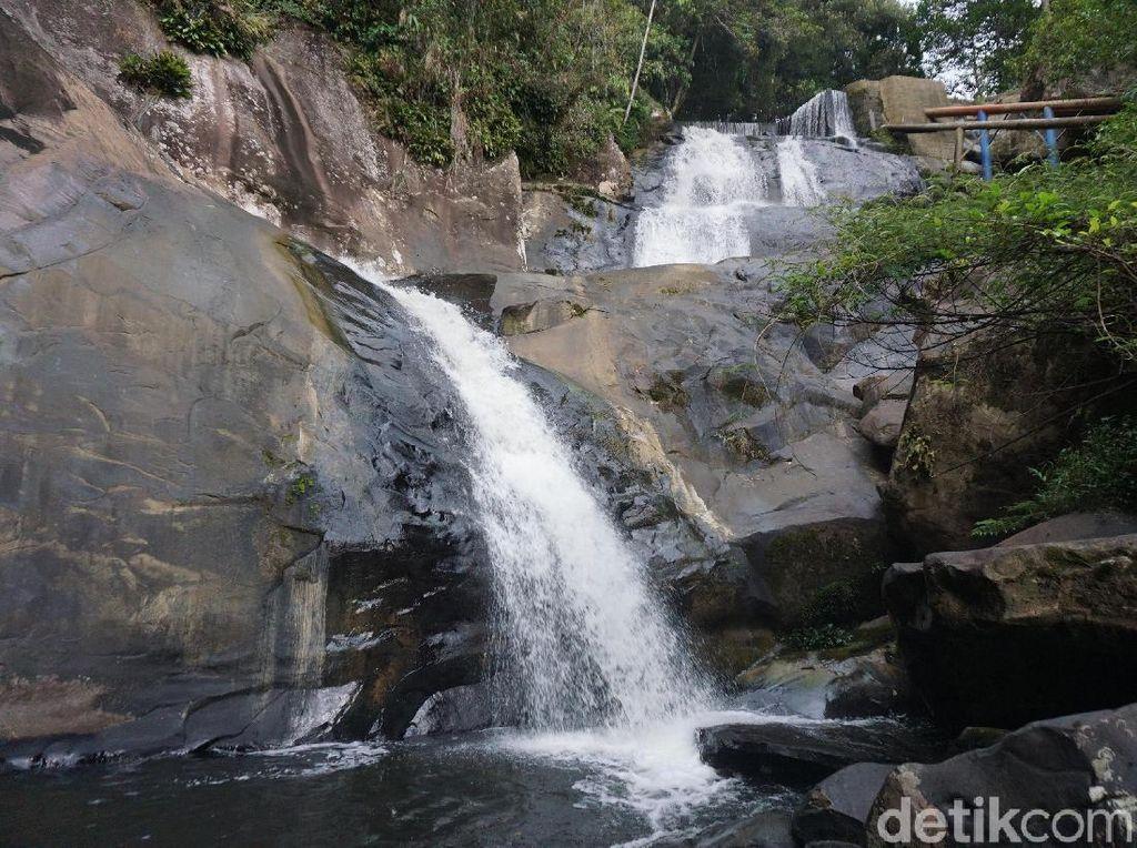 Air Terjun Cantik di Pedalaman Kalimantan Utara