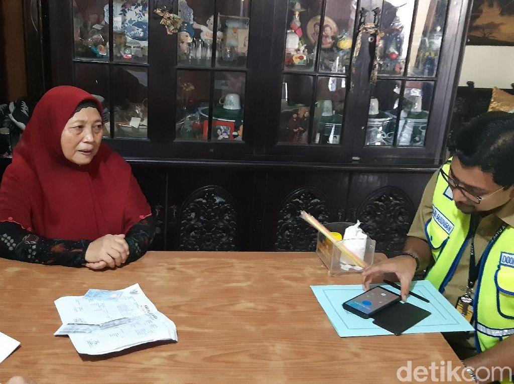 Video Razia Pajak di Cilandak, Pemilik Mercy Ternyata Pakai KTP Orang