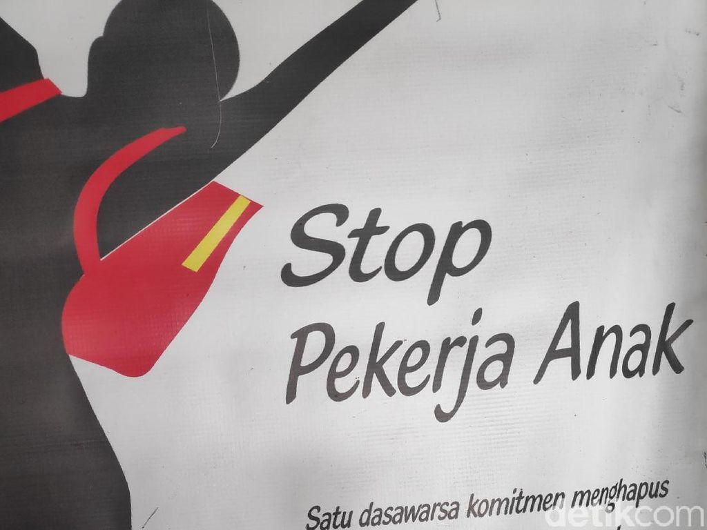Anak di Makassar Dipaksa Ngemis Ibunya untuk Bayar Arisan