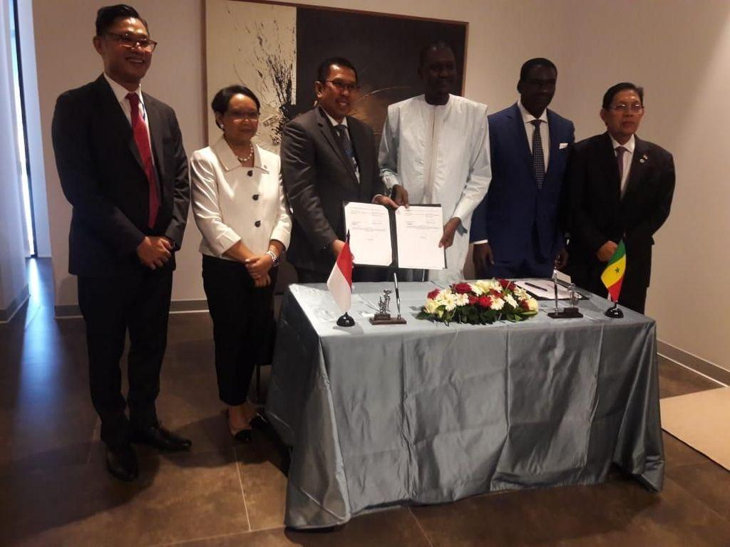 Bidik Pasar Afrika, WIKA Garap Proyek Prestisius di Senegal