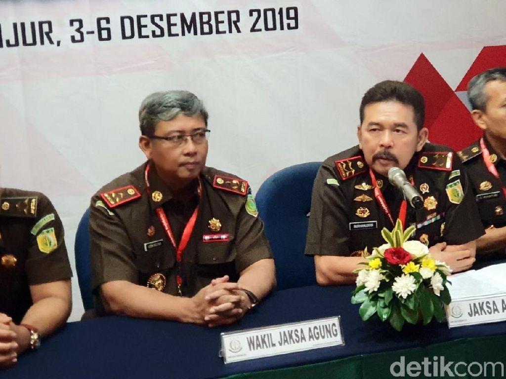 Gelar Rakernas Kejaksaan RI, Burhanuddin Paparkan 60 Hari Gebrakan Kerja