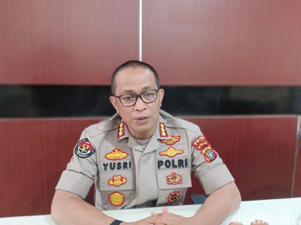 Kata Polisi, Ini Luka yang Dialami Anggota TNI karena Granat Asap