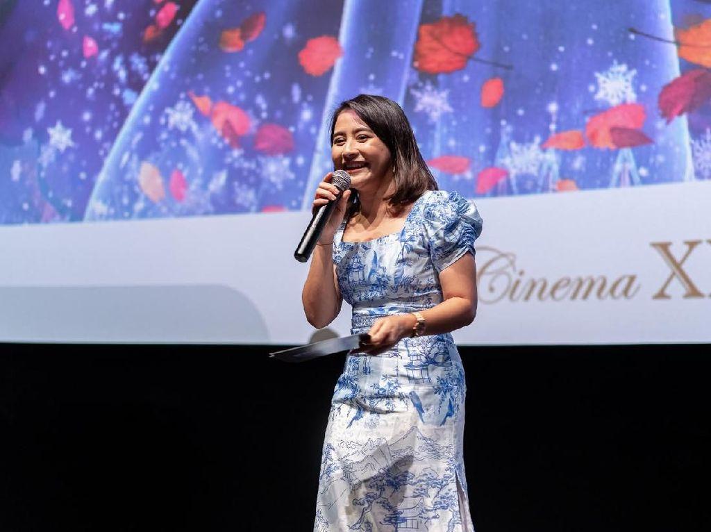 Prilly Suka Kisah Frozen 2, Tentang Cinta dan Keberanian