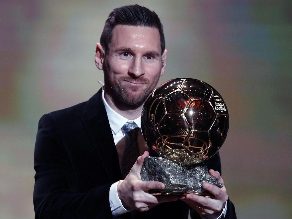 Ibu Messi Tak Menyangka Sang Anak Kembali Raih Ballon dOr